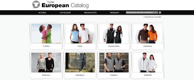 European Catalog